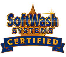 SoftWash Certified Applicator
